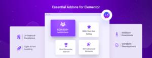 Essential Addons Elementor Pro 4.0.1 Download WordPress Plugin for Free + (Update)