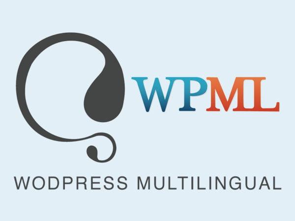 wpml wordpress multilingual.