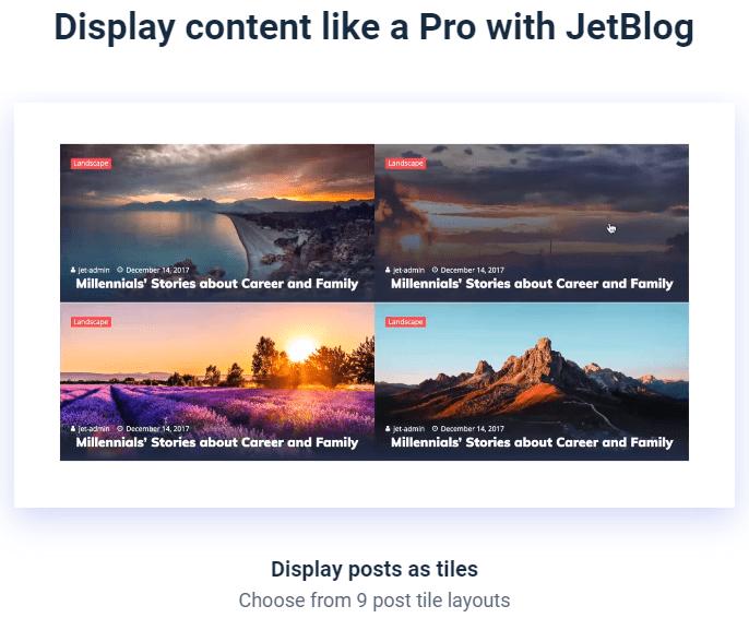 jetblog title post